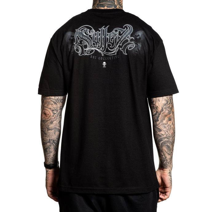 tričko pánské SULLEN - ANGEL - BLACK