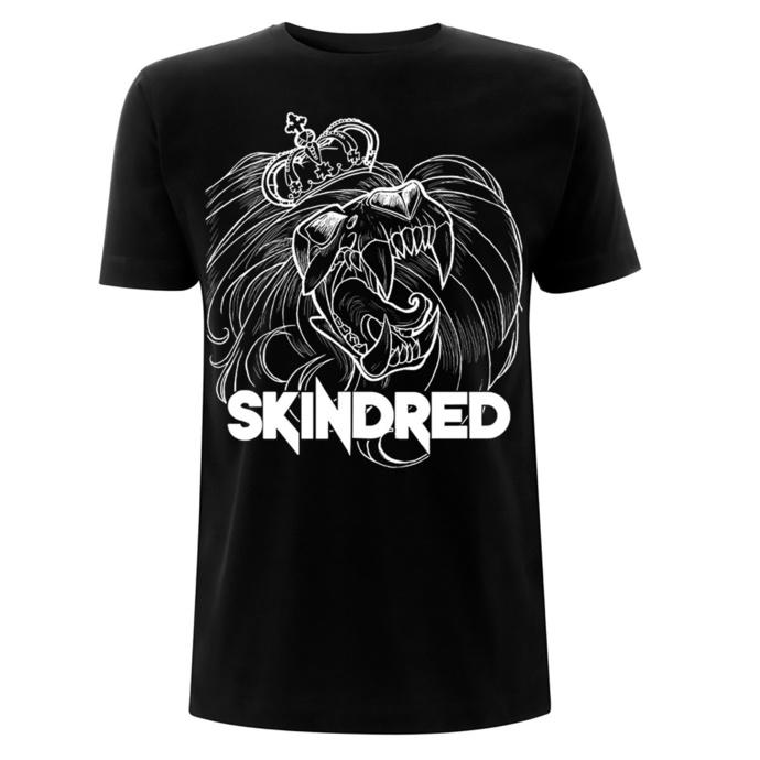 tričko pánské Skindred - Lion - Black