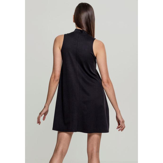 šaty dámské URBAN CLASSICS - A-Line Turtleneck