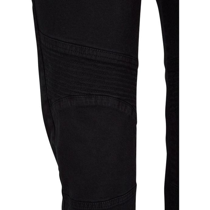 kalhoty dámské URBAN CLASSICS - Biker Jogging - black