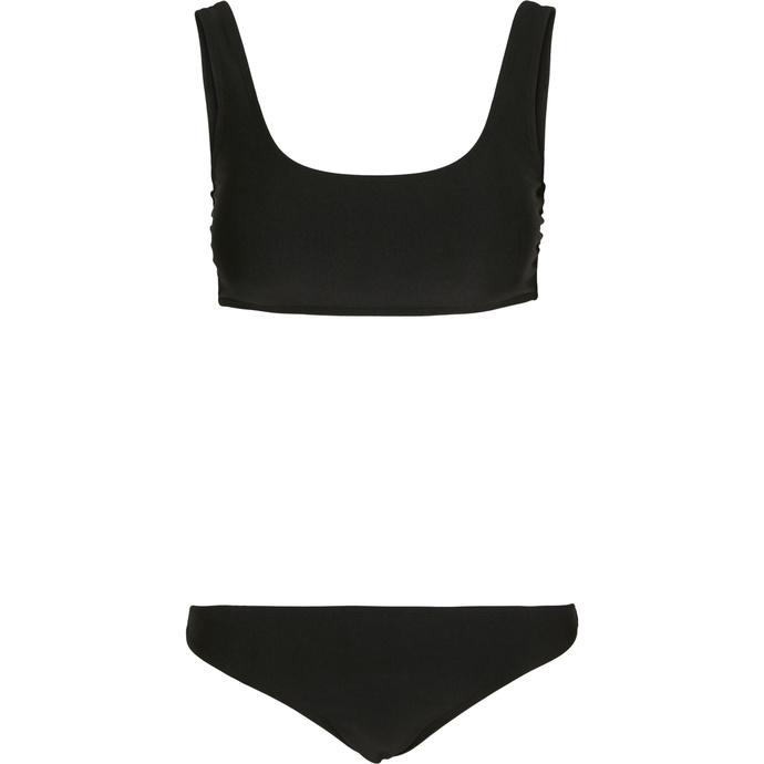 plavky dámské URBAN CLASSICS - Bikini - black