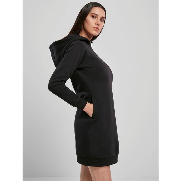 šaty dámské URBAN CLASSICS - Hiking - black