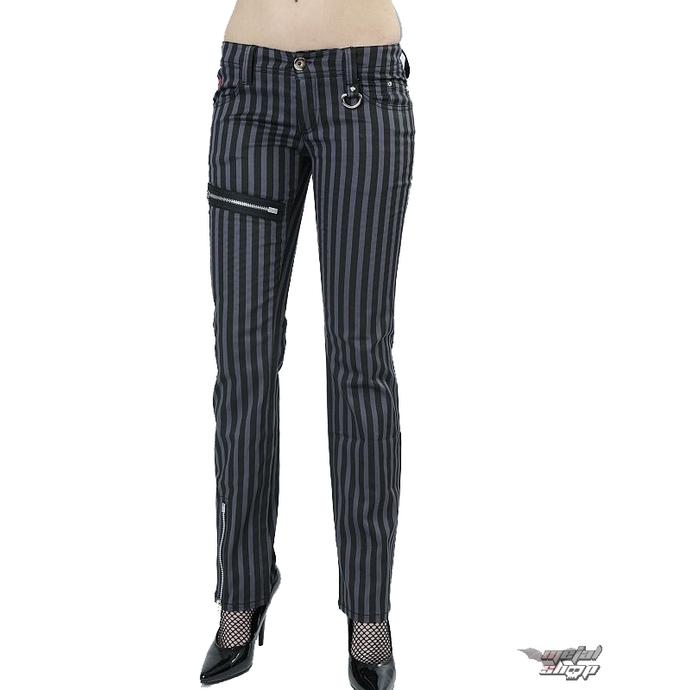 kalhoty dámské QUEEN OF DARKNESS TR1-158-08