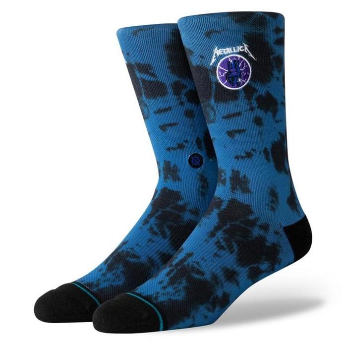 ponožky METALLICA - RIDE THE LIGHTNING - ROYAL - STANCE