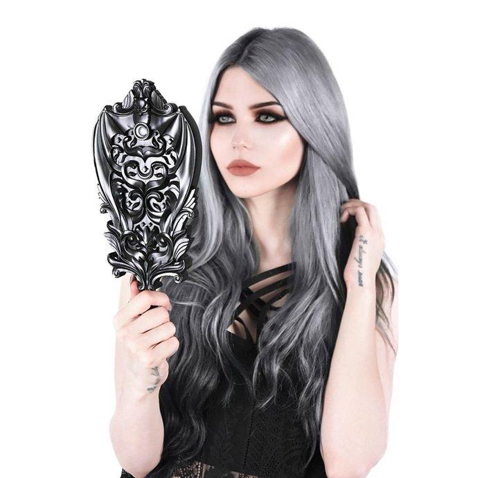 zrcátko (dekorace) KILLSTAR - Valerie Vanity - BLACK