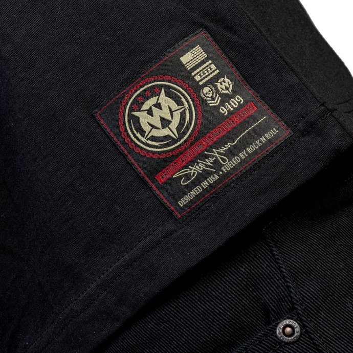 tričko pánské WORNSTAR - HALO