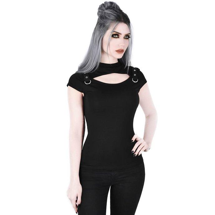 tričko dámské KILLSTAR - Xara Keyhole