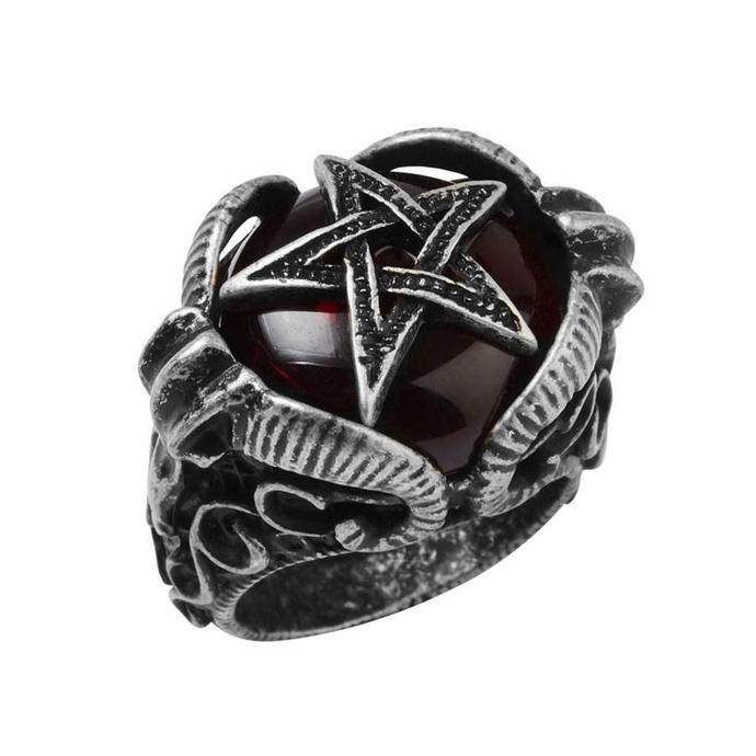 prsten KILLSTAR - Zeke Pentagram