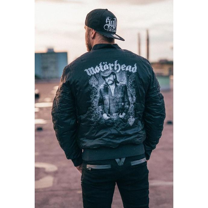 bunda pánská (bomber) Motörhead - Lemmy