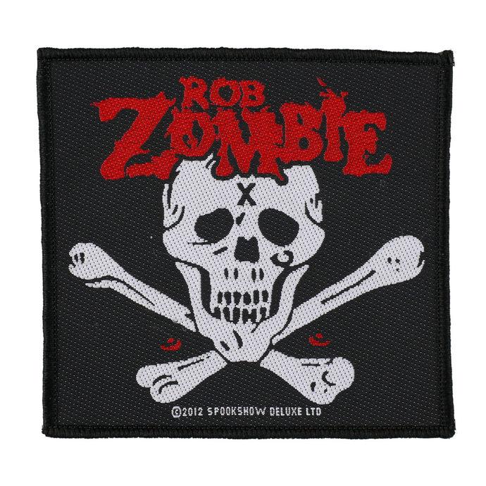 nášivka ROB ZOMBIE - DEAD RETURN - RAZAMATAZ