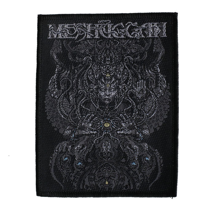 nášivka MESHUGGAH - MUSICAL DEVIANCE - RAZAMATAZ