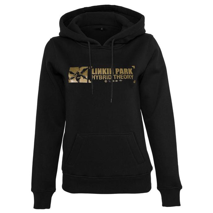 mikina dámská Linkin Park - Anniversay Logo - black