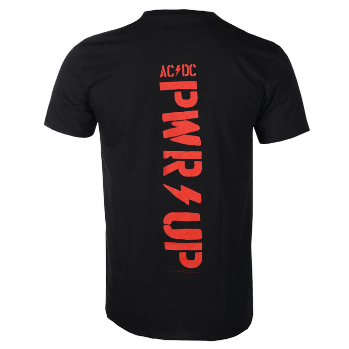 tričko pánské AC/DC - POWER UP - Cables - RAZAMATAZ