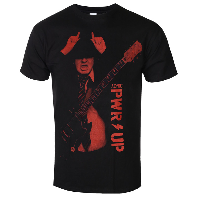 tričko pánské AC/DC - Angus - POWER UP - RAZAMATAZ