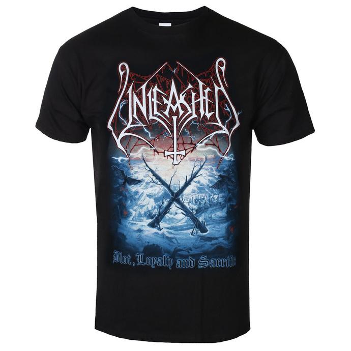 tričko pánské Unleashed - Blot, Loyalty And Sacrifice - RAZAMATAZ