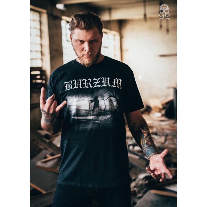 tričko pánské Burzum - Aske 2013 - PLASTIC HEAD