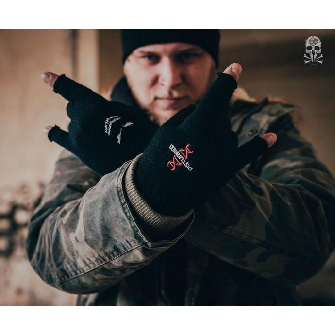 rukavice Disturbed - REDDNA