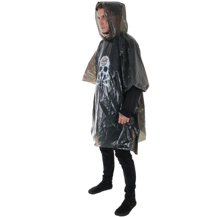 pláštěnka METALSHOP - One Metal, One Shop
