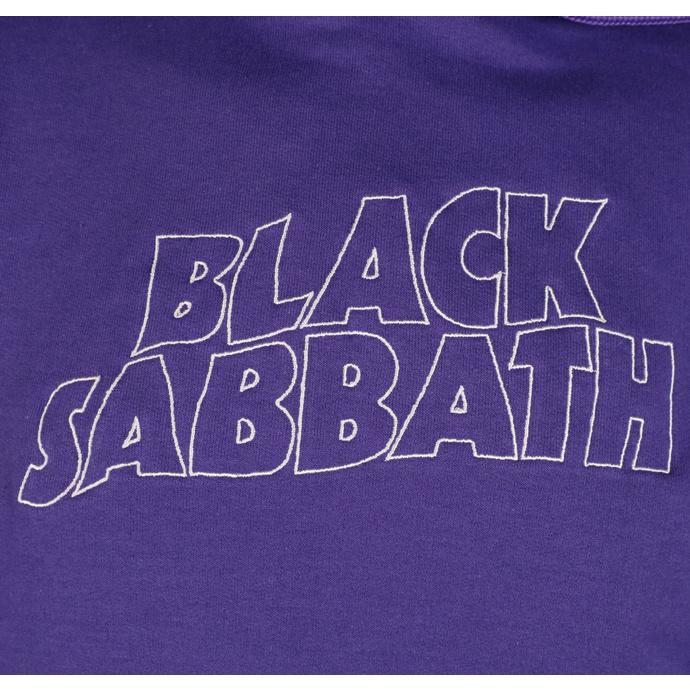 mikina pánská Lakai x BLack Sabbath -  Master Of Reality - purple