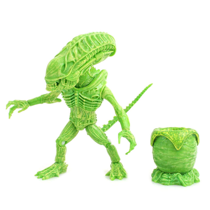 figurka Alien - Action - surprise