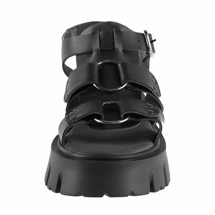 boty dámské (sandály) ALTERCORE - Samantha Vegan - Black