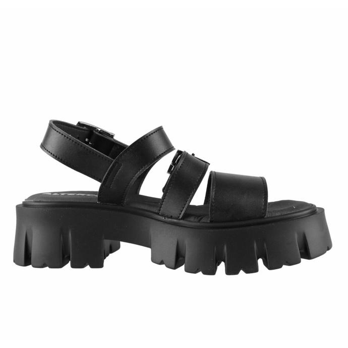 boty dámské (sandály) ALTERCORE - Susie Vegan - Black