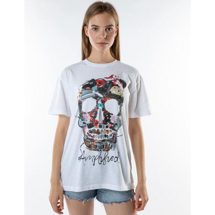 tričko pánské PLECKTRUM - AMPLIFIED
