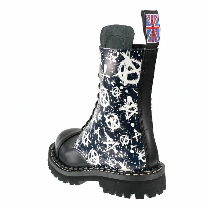 boty STEADY´S - 10 dírkové - Anarchy