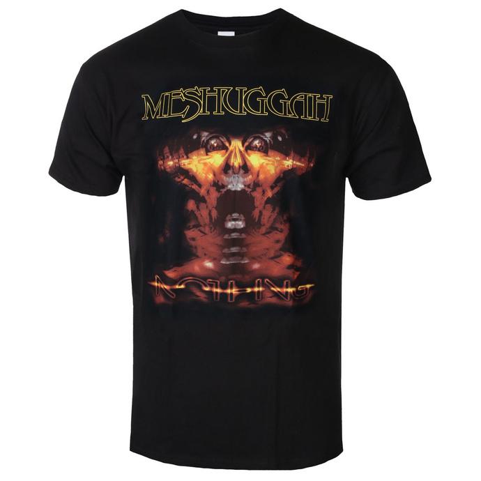 tričko pánské MESHUGGAH - NOTHING - PLASTIC HEAD