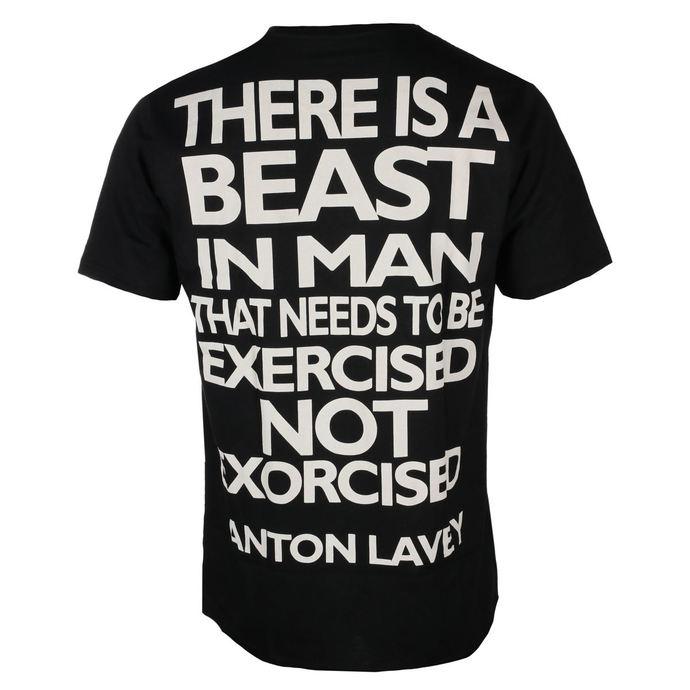 tričko (unisex) BELIAL - LaVey