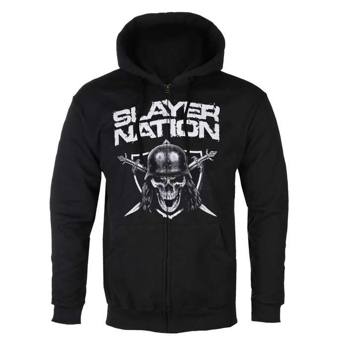 mikina pánská Slayer - Slayer Slayer Nation - ROCK OFF