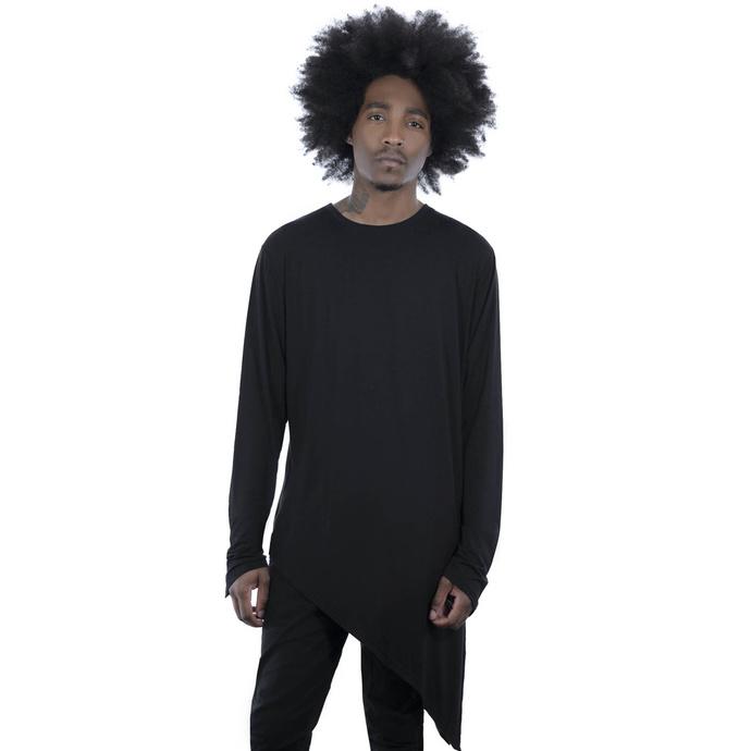 tričko pánské s dlouhým rukávem KILLSTAR - Azazel Asymmetrical
