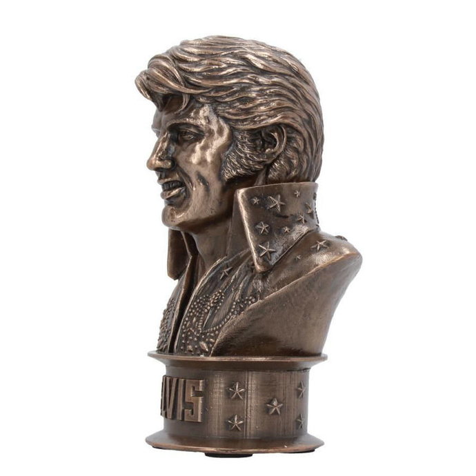 dekorace (busta) Elvis Presley