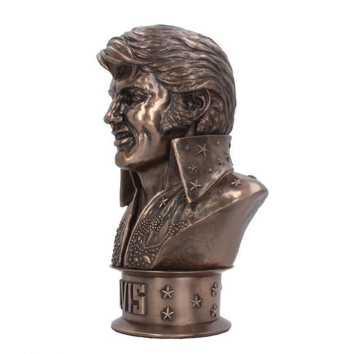 dekorace (busta) Elvis