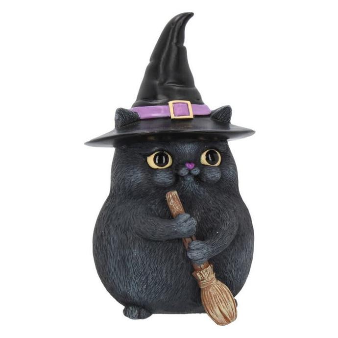 dekorace Lucky Black Cat