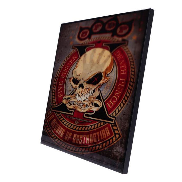 obraz Five Finger Death Punch - Decade of Destruction