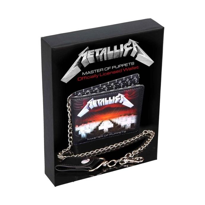 peněženka Metallica - Master of Puppets