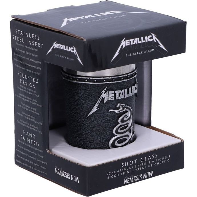 panák Metallica - The Black Album