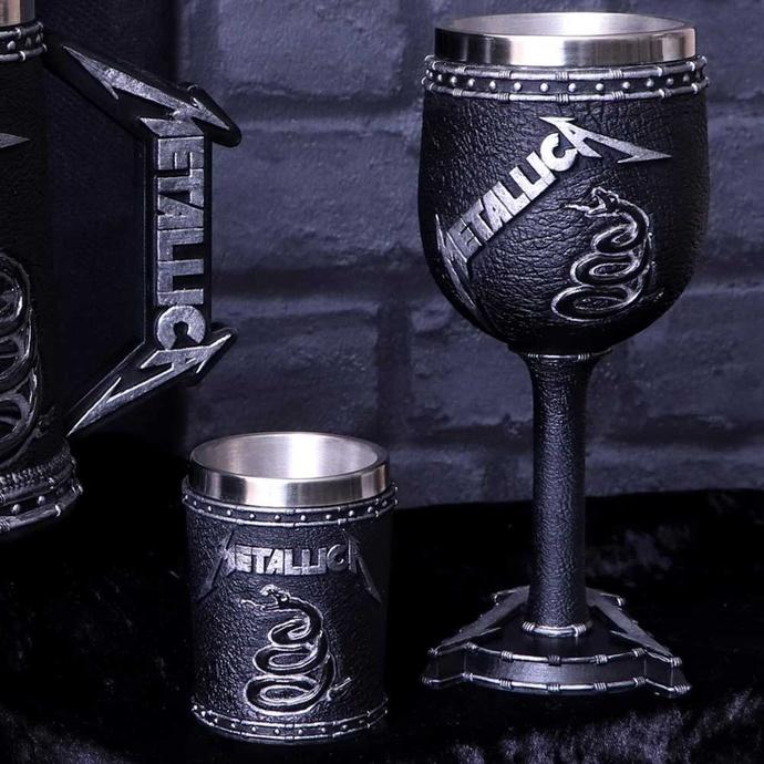 kalich Metallica - The Black Album