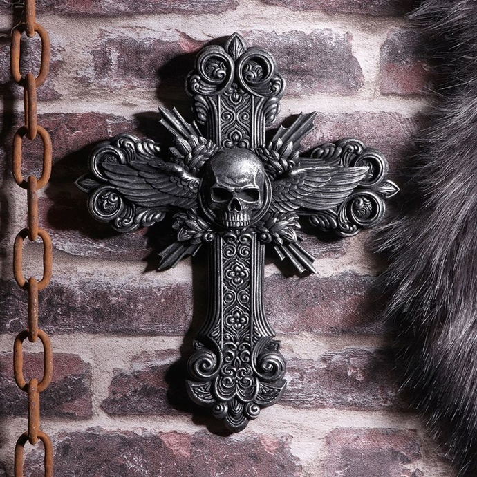 dekorace nástěnná Crucifix
