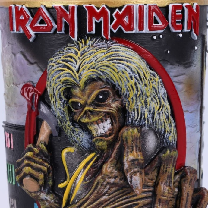 panák Iron Maiden - The Killers