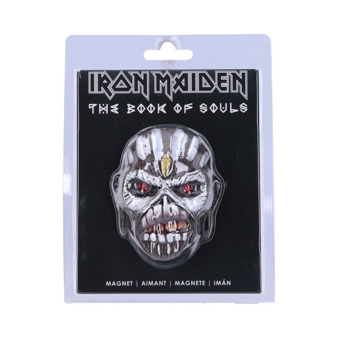 magnet Iron Maiden - The Book of Souls