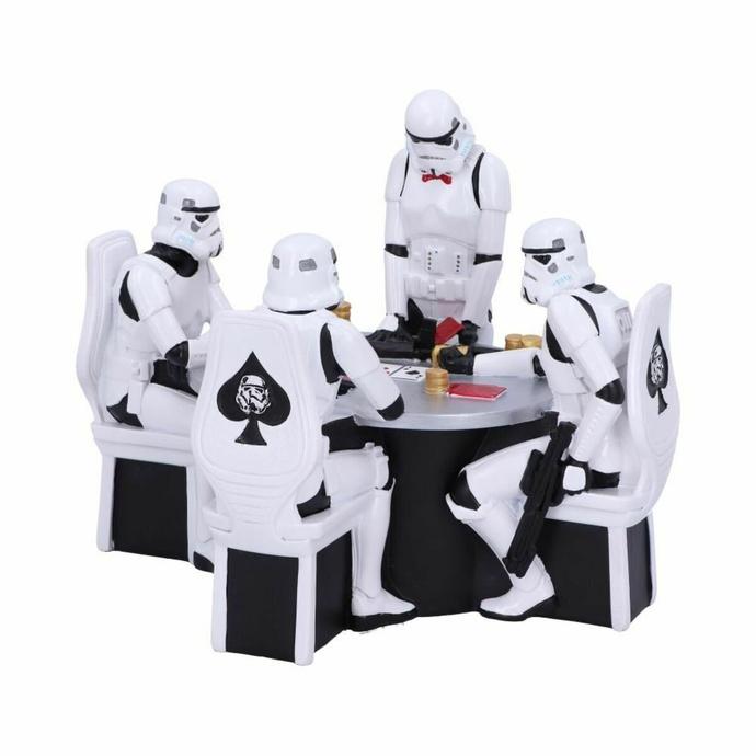 dekorace Stormtrooper Poker Face