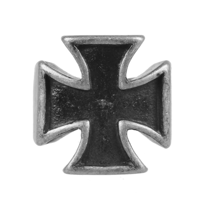 prsten ETNOX - Iron cross