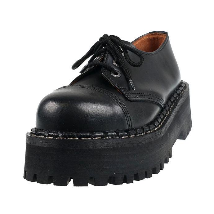 boty STEADY´S - 3 dírkové - Black