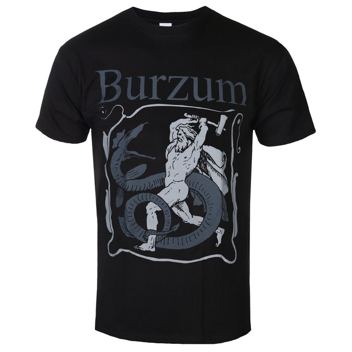 tričko pánské BURZUM - SERPENT SLAYER - PLASTIC HEAD