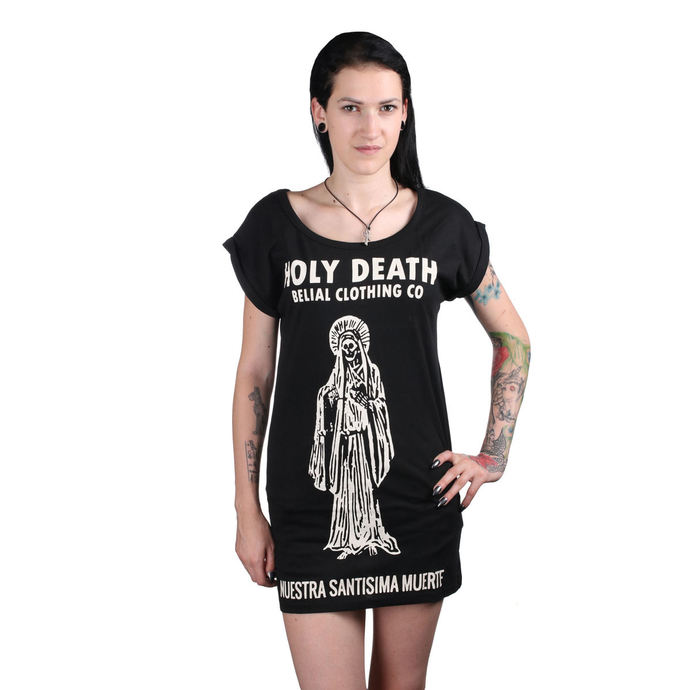 tričko dámské (tunika) BELIAL - Holy death
