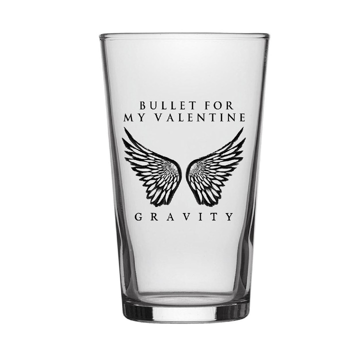 sklenice Bullet For My Valentine - Gravity - RAZAMATAZ