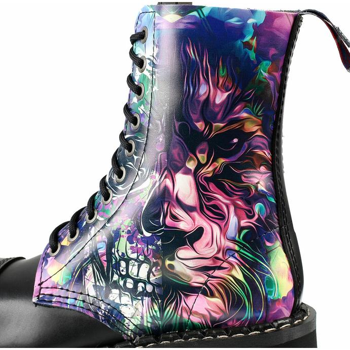 boty STEADY´S - 10 dírkové - Lion