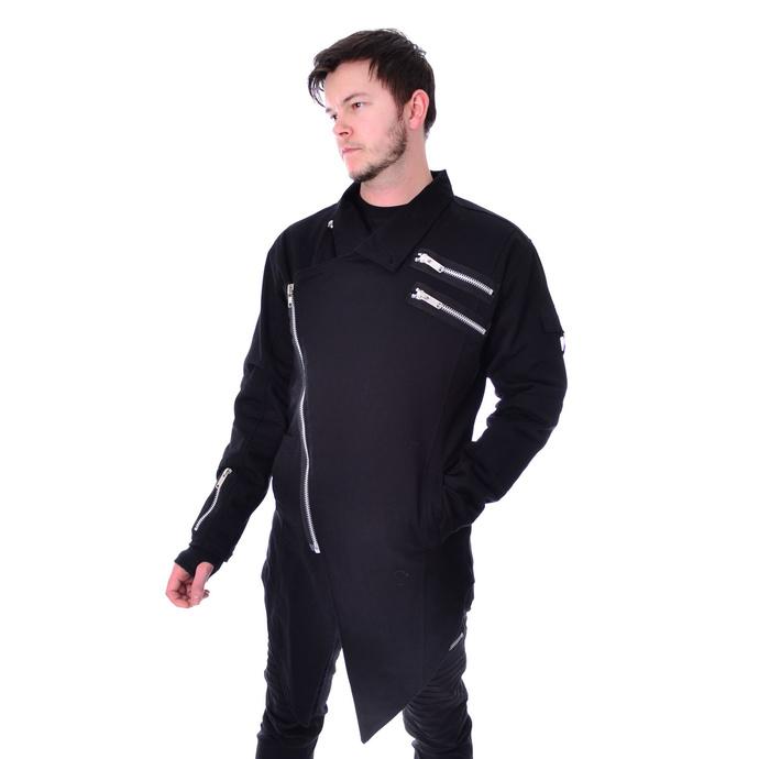kabát pánský VIXXSIN - BLAKE - BLACK